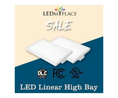 Highly Efficient LED Linear High Bay Light - On Sale