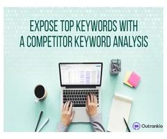 Top Competitor Keyword Analysis Tools - Outrankio