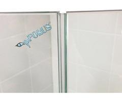 Glass Shower Door Seal - Frameless Door Seals | pFOkUS