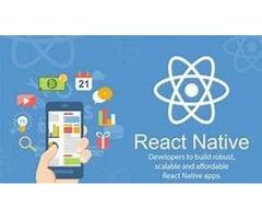 React Native Development Company in California