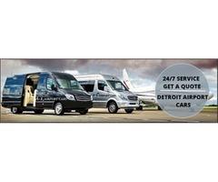 Detroit Airport Car Service - A-1airportcars