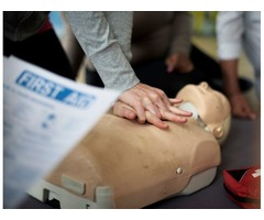 First Aid Training for you!