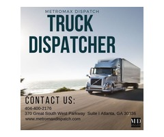 Choosing a Professional Truck Dispatch Service for Your Business