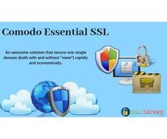 Comodo Essential SSL Security Certificate