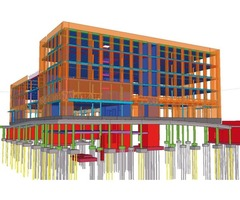 Structural BIM Modeling Services