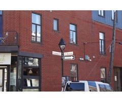 Large 5 1/2 completely renovated in Montreal Canada.