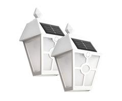 Solar door light, solar deck lights outdoor waterproof, solar deck lighting