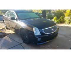 2006 SuperCharged Cadillac STS-V