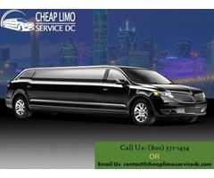 DC Limo for Prom