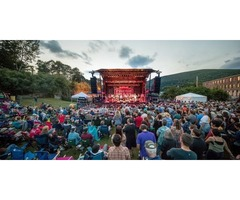 Lineup For The USA Music Festivals - FreshGrass