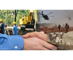 Heavy Equipment Operator Training For Veterans