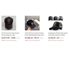 Wholesale Brand Caps on PUtian Big Trade Co.,Ltd