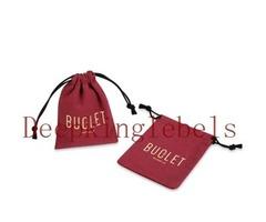 custom drawstring pouch,satin jewelry pouch