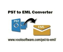PST to EML Converter