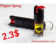 Pepper Spray for Sale