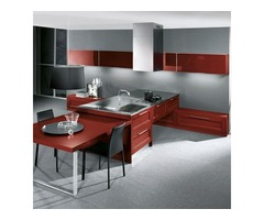 Stainless Steel Kitchen Cabinets Can Also Be Decorated With A Sense Of Fashion