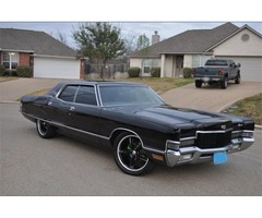 Classic 1971 Mercury Marquis for sale