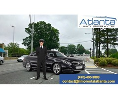 Cheap Limo Rental Atlanta