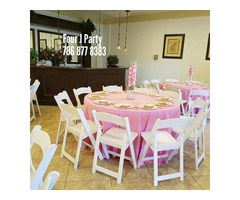 Indoor Party Place for Baby Shower