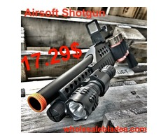 Airsoft Guns in Wholesale Price - Recreational Goods
