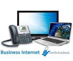 Why choose Switch2Deal internet service for your business?