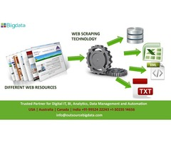 Outsource Data Extraction Services