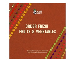 Order Fresh Fruits & Vegetables Sweets Online Carrollton,Texas - MyHomeGrocers