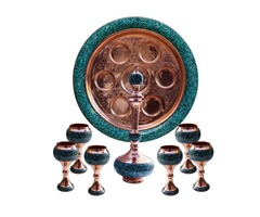 TURQUOISE JUG AND CUP COLLECTION Code:158
