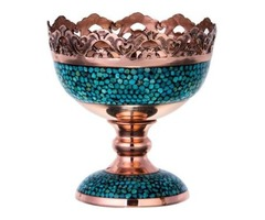TURQUOISE NUTS CUP Code:175
