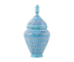 MINA COPPER CHOCOLATE CONTAINER Code:210