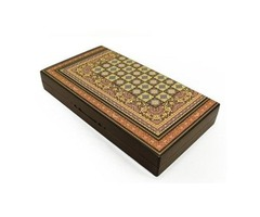 KHATAM CHESS BOARD AND BACK GOMMON CODE: 231