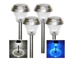 Solar stake lights, solar stakes, solar yard lights
