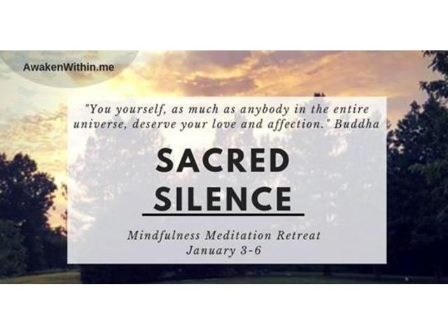 Mindfulness Meditation Retreat at Sacred Grove Retreat Center | free-classifieds-usa.com