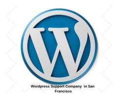Wordpress Support Company  in San Francisco