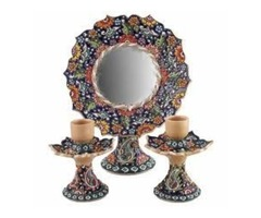 Mina Mirror and candlesticks code:274