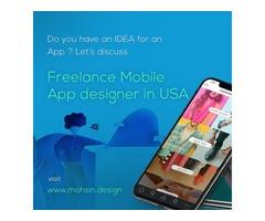 Freelance mobile APP designer
