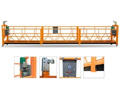 Suspended Scaffolding Systems | Construction Platform | Work at Height | Building Gondola