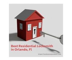 Best Residential Locksmith in Orlando