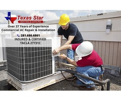 AC Repair and Installation Services in Cypress, TX