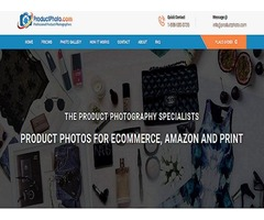 eCommerce Product Photography Services at Affordable Prices