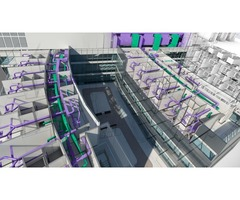 BIM Fabrication and Pre-fabrication drawings services