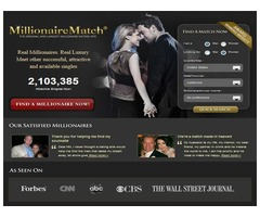 Top 5 Millionaire Dating Site Reviews