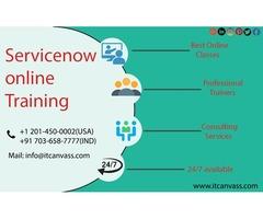 Servicenow Training Online