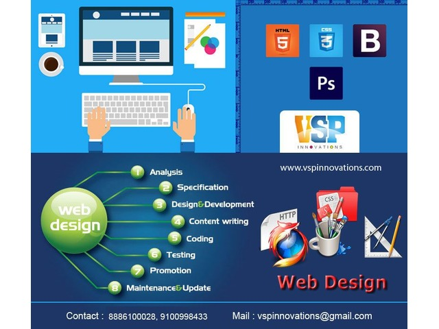 Best Web Designing and Development Services @ Attractive Prices