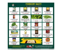 Grocery Sale Online Prosper,Texas - MyHomeGrocers