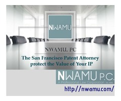 Nwamu PC is a professional San Francisco Trademark Attorney