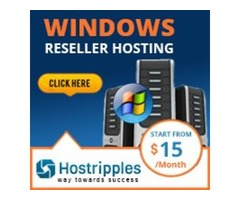 $15 Windows Reseller Web Hosting Service Provider in USA.