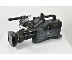 Sony DSR-390 Camcorder DVCAM/MiniDV, Lens, Microphone