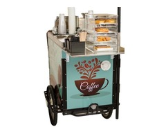 High Quality Electric Coffee Bike Business In Florida