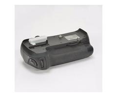 Zeikos ZE-NBGD600 Battery Power Grip for Nikon D600, D610 (Black)